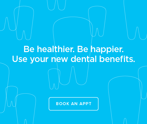 Be Heathier, Be Happier. Use your new dental benefits. - Tempe Modern Dentistry and Orthodontics
